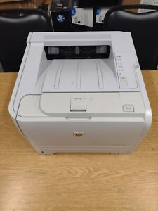 HP LaserJet P2035 CE461A Workgroup Monochrome Laser Printer. 16,940 pages.