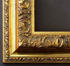 Cadre d'image baroque or antique bois Minable ROM 65,0 - Toutes les tailles