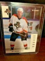 02-03 BE A PLAYER BAP MEMORABILIA ROOKIE RC #274 JAY BOUWMEESTER