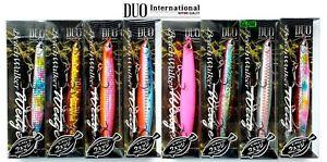 DUO BEACH WALKER WEDGE 120S Japan Fishing Lure,Hard Bait Sinking Pencil,TUNA