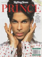 Rolling Stone Prince Magazine New