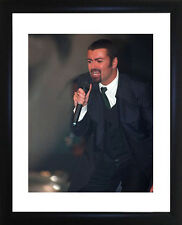 George Michael Framed Photo CP1199
