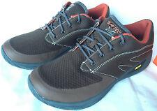 Hi-Tec V-Lite Rio Quest I 004537 Brown Lace Comfort Walking Shoes Men's 11 new