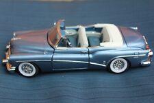 1953 Danbury Mint Buick Skylark Convertible Blue Fw20