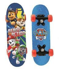 Skateboard Deck Funboard Holzboard Komplett Kinder 43cm Holz Paw Patrol