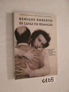 Martinelli Nassini Wetzl BENIGNI ROBERTO DI LUIGI FU REMIGIO (61D5)