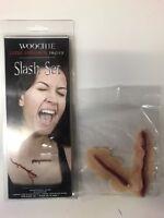 Woochie Slash Set Latex Prosthetic Wounds WO146 Cinema Secrets FX