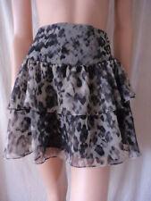Forever New Polyester Mini Regular Size Skirts for Women