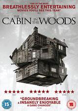 CABIN IN THE WOODS - DVD - REGION 2 UK