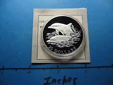 DOLPHIN SEA MAMMAL 2006 LIBERIA $20 SHARP 999 SILVER COIN COA FEW ON EBAY P12