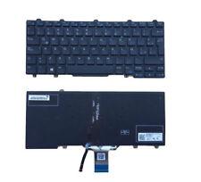 Laptop Keyboard For Dell Latitude E5270 E7270 E7250 E5250 With backlit LA Latin