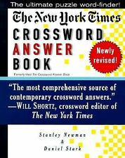 The New York Times Crossword Answer Book (NY Times)-ExLibrary