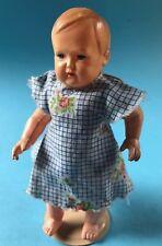 Celluloid Zelluloid Spielzeug Charakter Puppe Junge Knabe 13,5 cm Schildkröt ~20