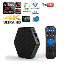 Octa Core T95Z Plus 32GB/3GB Android 1080p HD 4K 3D Bluetooth Dual WiFi TV Box
