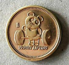 China 1990 Asian Games Xl medal # 191