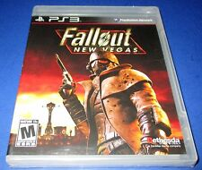 Fallout: New Vegas Sony PlayStation 3 *Factory Sealed! *Free Shipping!