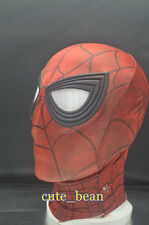 Spider-Man:Homecoming 3D Eyes Mask Cosplay Prop Civil War Halloween Lycra Mask