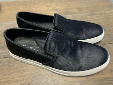 New Mens Kenneth Cole Double Play Slip On Loafer Black Leather sz 11.5 Nwb