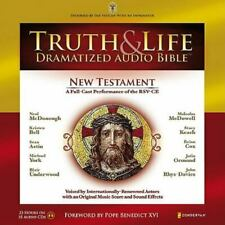 Truth and Life Dramatized Audio Bible New Testament Zondervan