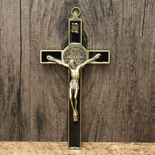 Catholic Crucifix Wall Cross Jesus Christ on Inri Wall Hanging Decor Cross Usa