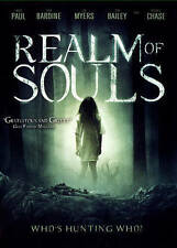 Realm of Souls (DVD, 2015) Great Low Budget Horror Movie by Brain Damage Films