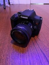 Canon EOS Rebel T6I 24.2 MP Digital SLR Camera - Black (Body Only)