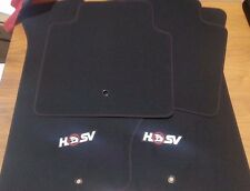 HSV VT VX VY VZ Floor Mats Sedan Clubsport GTS Senator Maloo XU8 Genuine Set 4