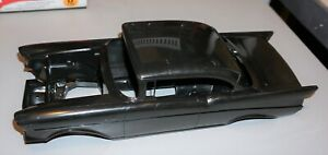 '57 Chevy Coupe 3 'n 1 Monogram 1/12 Main Body & Chassis.