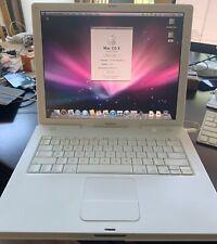 Apple iBook G4 14-inch 1.00Ghz (M9165Ll/A)