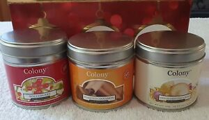 Colony Fragranced Candle Gift Set