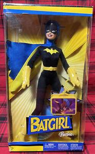 2004 Batgirl Barbie Mattel HI670 DC Warner Brothers