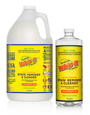 Amazing Whip It Cleaner Multi Purpose Stain Remover Concentrate Authentic Oem!