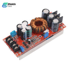 1200W 20A DC 8-60V to 12-80V Converter Boost Car Step-up Power Supply Module