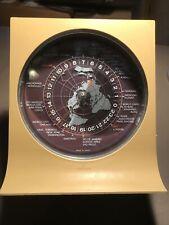 Vintage Lord King Analog  Quartz World Clock Japan 1970's Multiple time zones