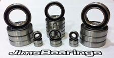 Losi Super Baja Rey SBR 1/6 Upgrade bearing kit Jims Bearings rubber sealed