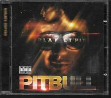 CD ALBUM 16 TITRES--PITBULL--PLANET PIT--2011