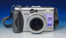 Canon PowerShot G3 Kamera Camera Zoom Lens 7.2-28.8mm/ Defekt - (43761)