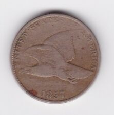 1857 Flying Eagle Cent 1c US Coin FREE SHIPPING!!