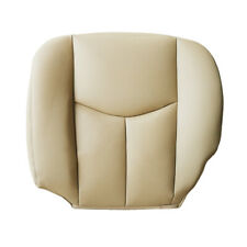 For Cadillac Escalade 2003-06 - Replacement Driver Bottom Seat Cover Leather Tan