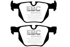 EBC Redstuff Rear Brake Pads for BMW 3 Series (E92) 325 (3.0 TD) (2006 > 10)