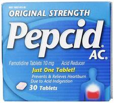 PEPCID AC 30 tablets - PHARMACY FRESH!