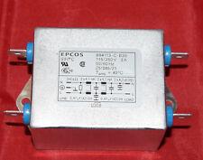 Siemens EPCOS Sifi B84113-C-B30  Entstörfilter 250V/AC 3A 4,7mH (225)