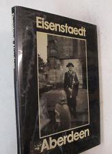Aberdeen Scotland Pictorial Works Illustrated 1984 Eisenstaedt Photography
