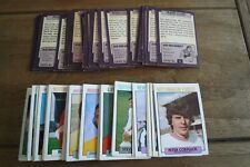 A&BC Purple Back 1st Series Football Cards 1971 - VGC! Pick The Cards You Need!