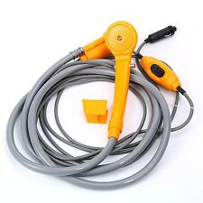 12V Portable pressure washer automobile Shower set Suitable Pet/Car Washing
