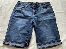 Baccini women bermuda shorts sz 10p jeans