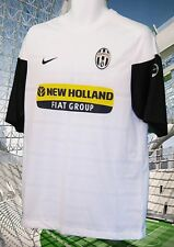 NIKE JUVENTUS FOOTBALL Training Pre Match Shirt New Holland White M