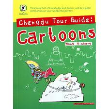 Chengdu Tour Guide: Cartoons