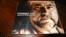 GASHOUSE DAVE WOMAN IN THE WHITE HOUSE BLUES CD DIXIEFROG NEW OLD STOCK SEALED !