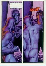 Richard corben Postcard: el - 'Krak!' (estados unidos, 1986)